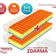 Matrace Tropico Forest  27 cm Akce 1+1 Zdarma - matrace-tropico-forest-27-cm-200-x-90-akce-matrace-1-plus-1-darek-doprava-zdarma _4_.jpg