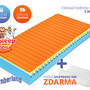 Matrace Slumberland Frodo 26 cm akce - matrace-slumberland-frodo-26-cm-matrace-akce-darek-doprava-zdarma.jpg