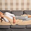 Polštář WAIKIKI Comfort …dovolená pro Vaše nohy - polohovaci polstar waikiki comfort polohovaci kreslo polohovaci postel rodina maminka 05