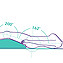 Relaxer - uvolňovací podložka pod nohy - podlozka pod nohy relaxer ilustrace