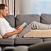 Polohovací matrace OLIOLI Comfort …dovolená pro Vaše záda - polohovaci polstar olioli comfort polohovaci kreslo polohovaci postel rodina tatinek 01
