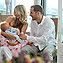 Kojící polštář ROBÁTKO - Nejbezpečnější poloha při spaní, nejpohodlnější při kojení, nejspokojenější miminko - polstare kojici polstar robatko maminka dite rodina 01