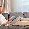Polštář WAIKIKI Comfort …dovolená pro Vaše nohy - polohovaci polstar waikiki comfort polohovaci kreslo polohovaci postel rodina tatinek 01