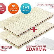 Matrace Tropico Romantika 20 cm Akce 1+1 Zdarma - matrace-tropico-romantika-20-cm-akce-matrace-1-plus-1-darek-doprava-zdarma _5_.jpg