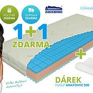 Materasso matrace Premier Fix Vakuo 1+1 ZDARMA - matrace-premier-fix-vakuo-materasso.jpg