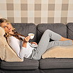 Relaxační, odpočinkový, polohovací set HAVAJ Comfort - relaxacni set havaj comfort polohovaci kreslo polohovaci postel rodina maminka eva 01