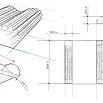 Relaxační polštář z paměťové pěny - zdravotni polstare relaxacni polstar skec 03