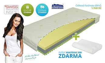 Matrace Termopur Comfort T4 Materasso - matrace-termopur-comfort-t4-materasso.jpg