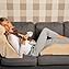 Polštář WAIKIKI Comfort …dovolená pro Vaše nohy - polohovaci polstar waikiki comfort polohovaci kreslo polohovaci postel rodina maminka 04