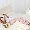 Zdravotní polštář na matrace - zdravotni polstare relaxacni polstar eliska buckova modelka 08