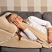 Relaxační polštář KAUAI …dovolená pro Váš krk a hlavu - polstare mazlici polstar kauai comfort modelka maminka eva 02