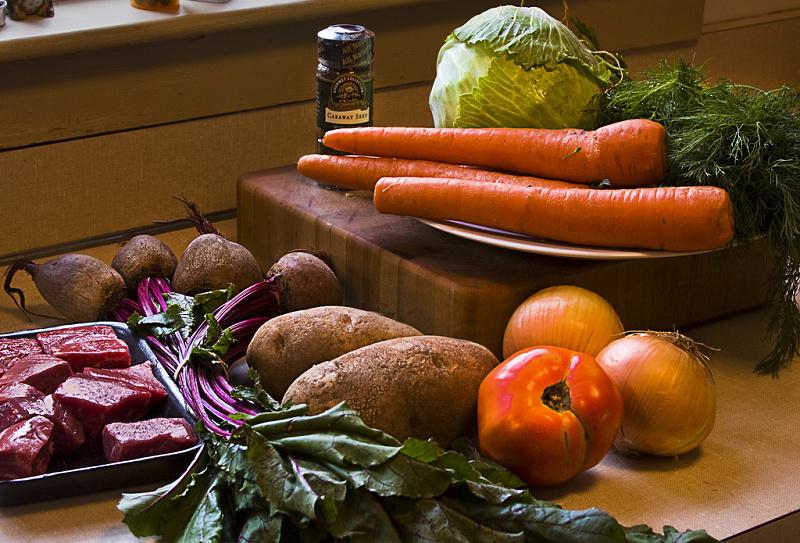 Zelenina versus dukanova dieta jídelníček