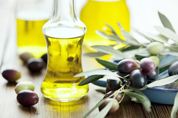 Domácí krabičková dieta.  Olivový, je pro náš organismus prospěšný.