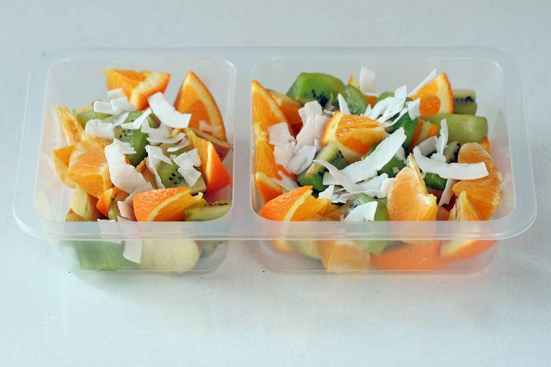 Krabičkovou dietu doporučujeme rozdělit  na menší jídla  v rozsahu celého dne.