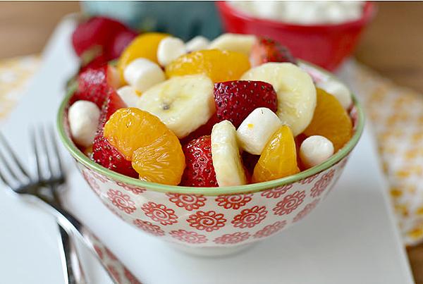 Krabičková dieta recepty – Ovocný dezert plný vitamínů.
